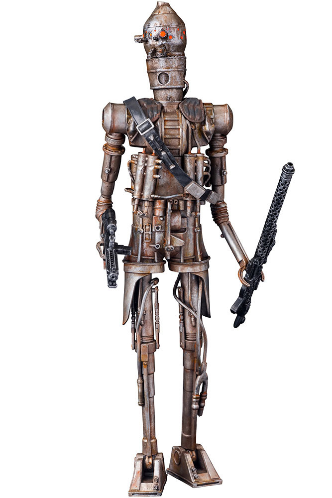 Star Wars ARTFX+ Staty Bounty Hunter IG-88