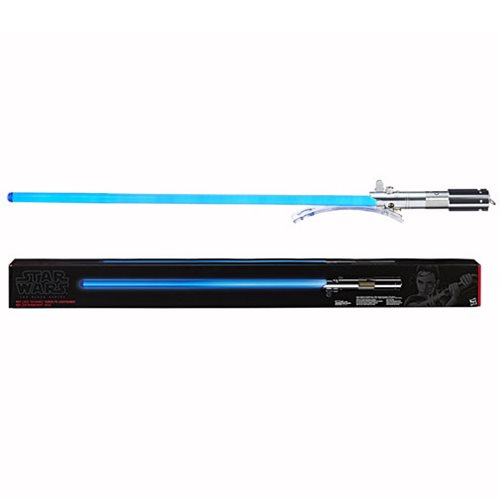 The Black Series Rey (Jedi Training) Force FX Lightsaber