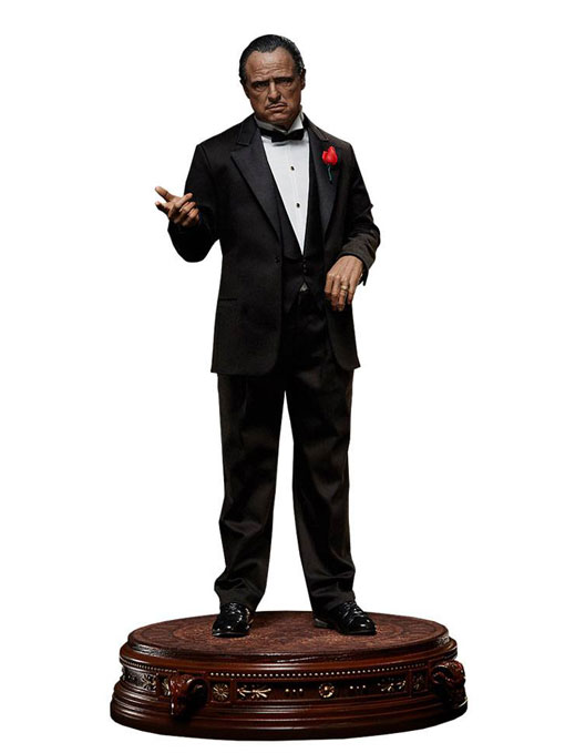 The Godfather Superb Scale Statue 1/4 Vito Corleone