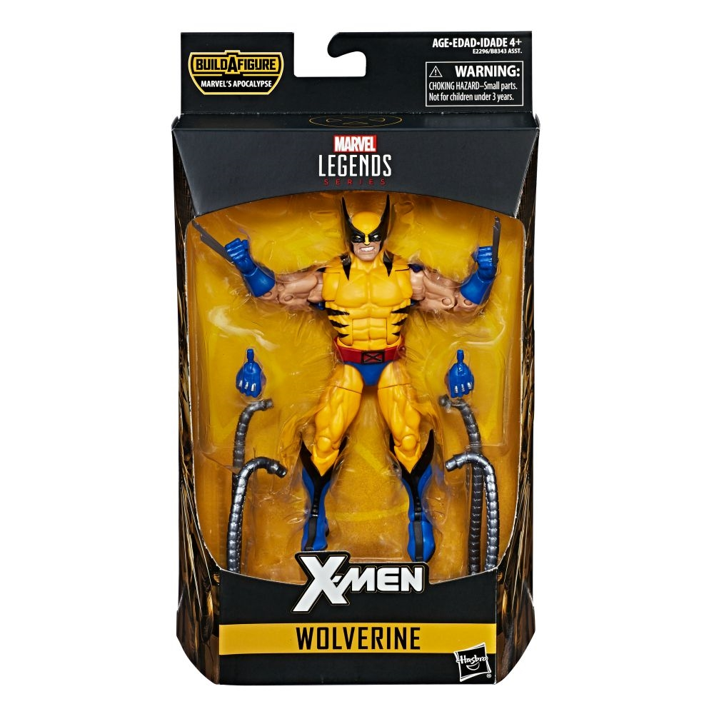 Wolverine X-Men Marvel Legends Actionfigur