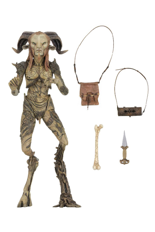 Faun Pans Labyrint Signature Collection Actionfigur