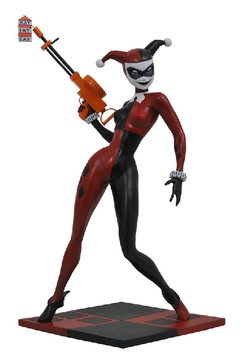 Harley Quinn Batman The Animated Series Premier Collection Staty