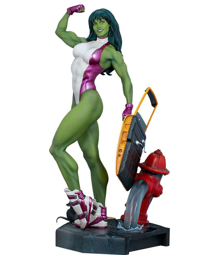 She-Hulk Marvel Comics Adi Granov Artist Series 1/5