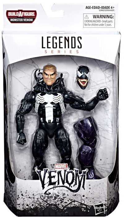 Venom Actionfigur Marvel Legends 2018 Wave 1