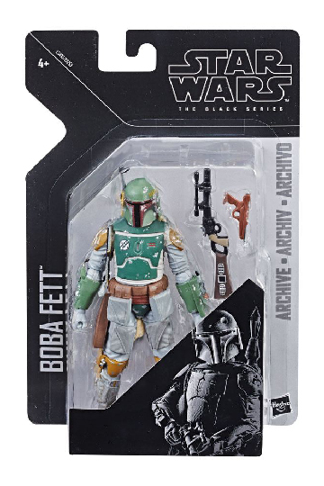 Boba Fett (Episode V) Star Wars Black Series Archive Actionfigur