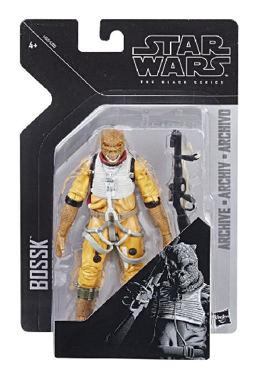 Bossk (Episode V) Star Wars Black Series Archive Actionfigur