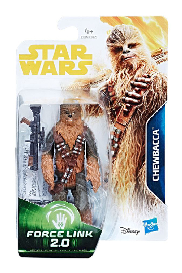 Chewbacca (Solo) Star Wars Force Link 2.0 Actionfigur