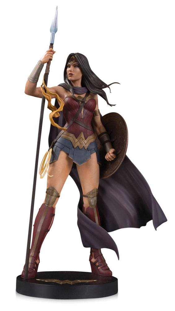 DC Designer Series Wonder Woman Staty