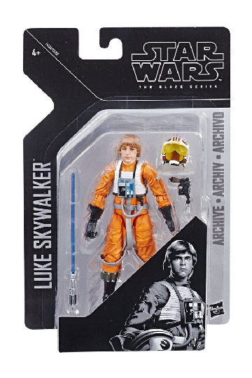 Luke Skywalker (Episode IV) Star Wars Black Series Archive Actionfigur