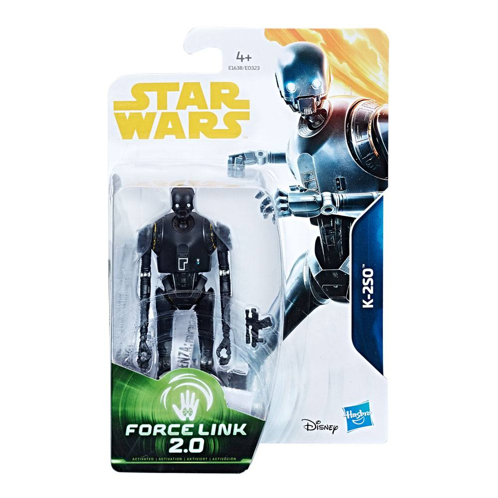 K-250 (Rogue One) Star Wars Force Link 2.0 Actionfigur
