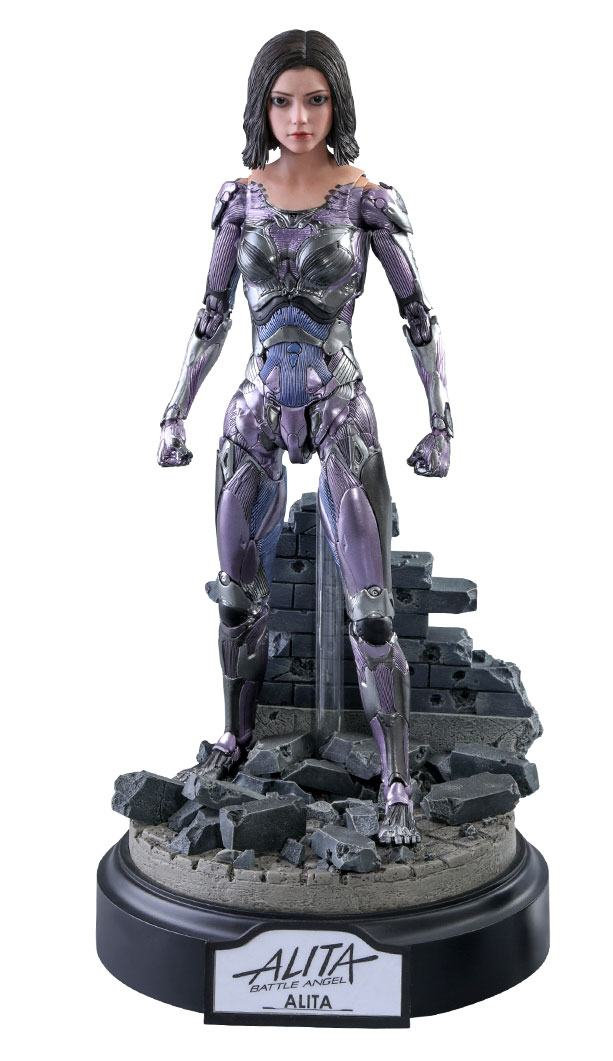 Alita Battle Angel Movie Masterpiece Actionfigur