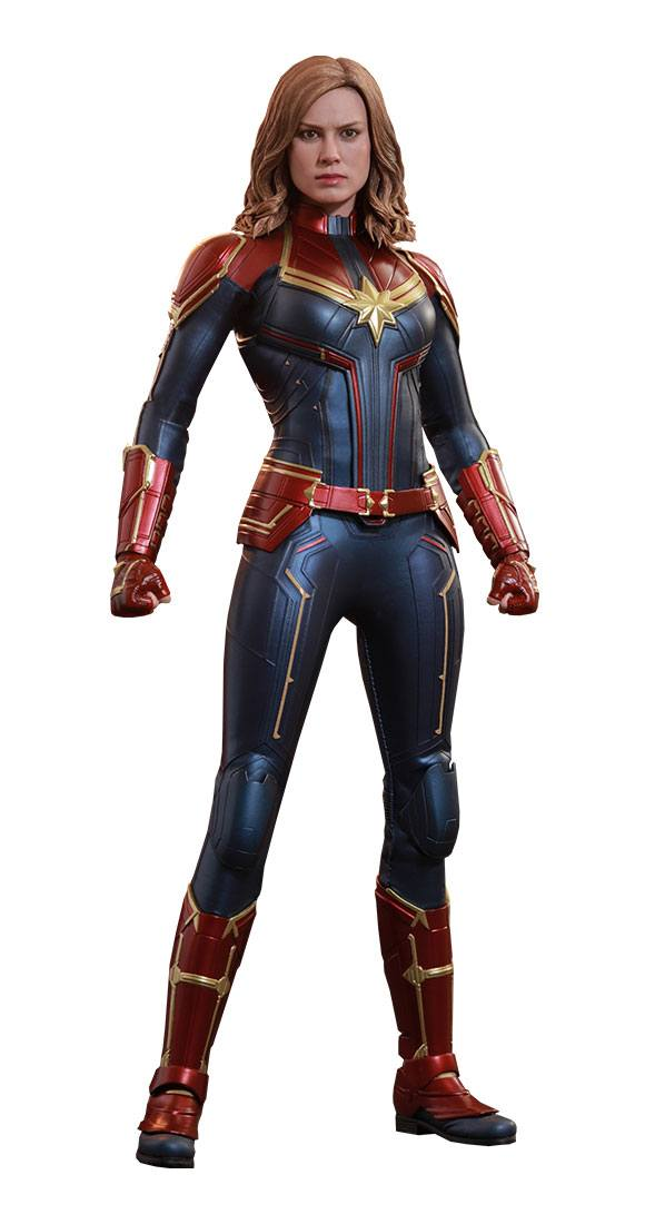 Captain Marvel Movie Masterpiece Actionfigur