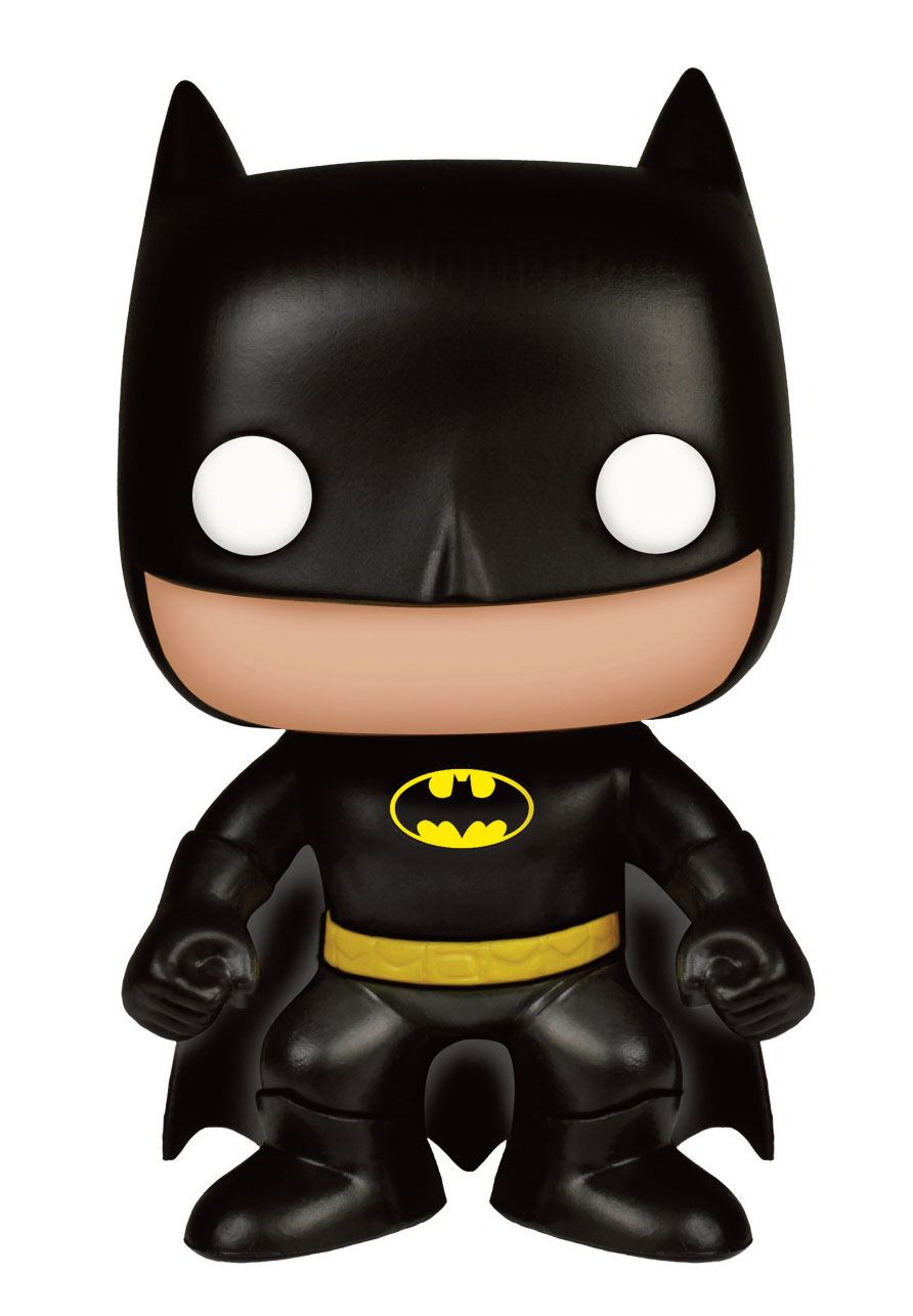 DC Comics POP! Heroes Batman Vinylfigur
