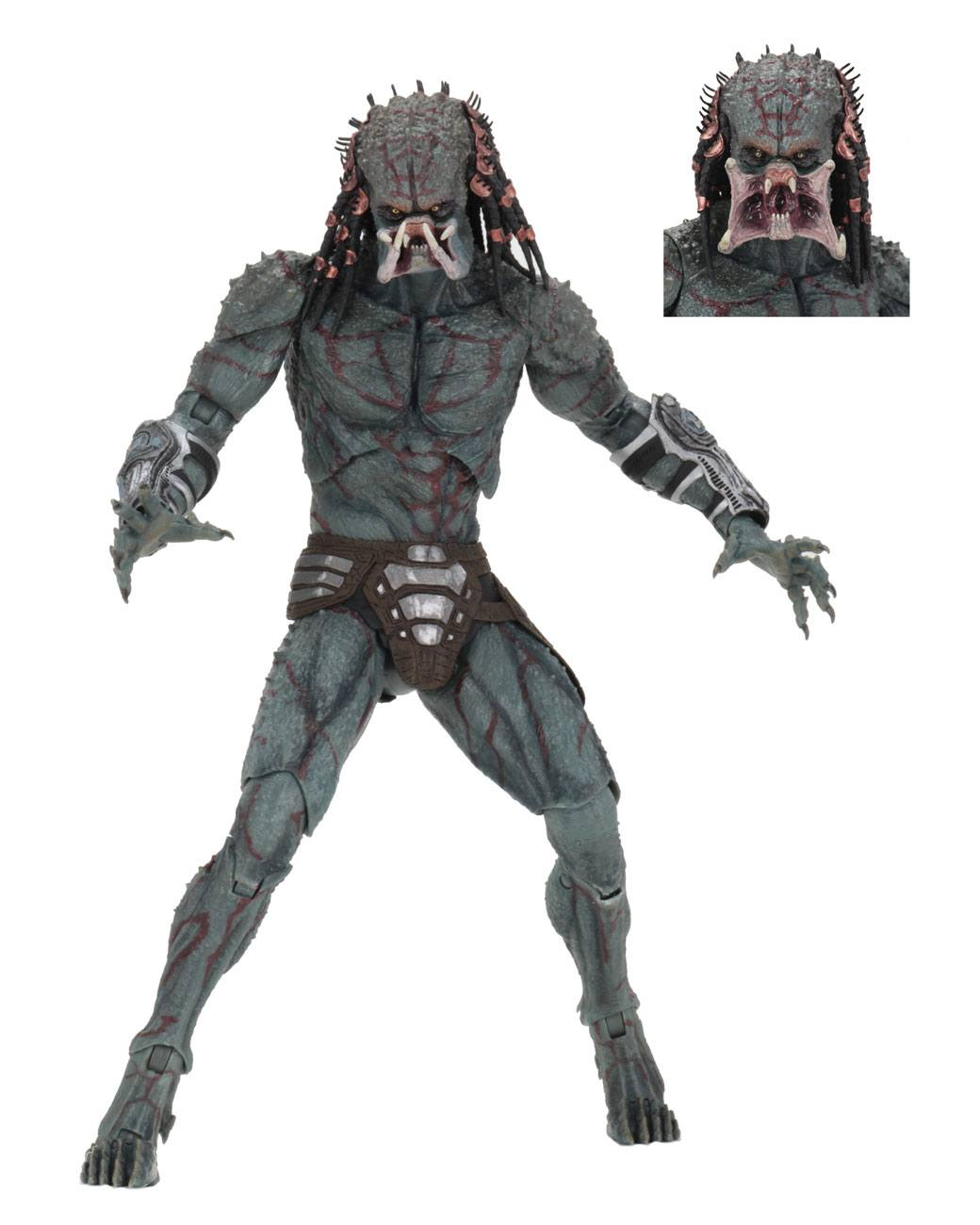 Predator 2018 Deluxe Actionfigur Armored Assassin
