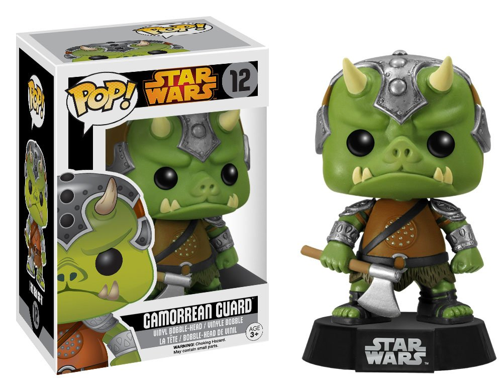 Star Wars POP! Bobble-Head Gamorrean Guard Vinylfigur