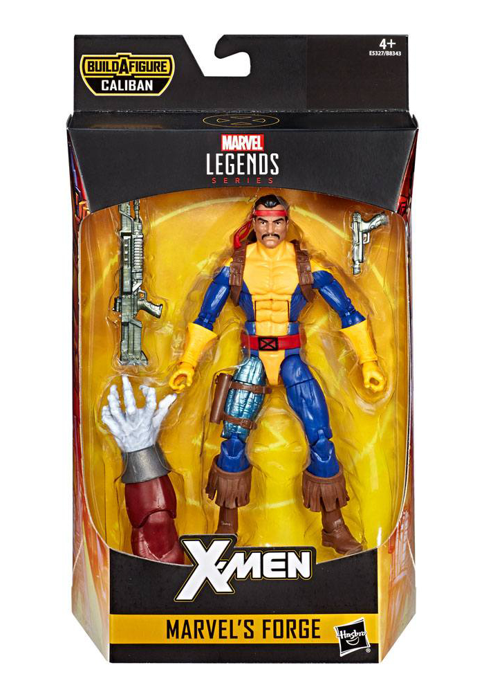 Forge Marvel Legends X-Men 2019 Wave 1 Actionfigur