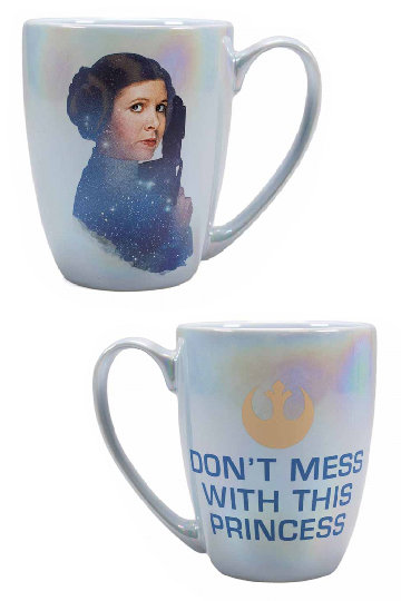 Princess Leia Star Wars Mugg
