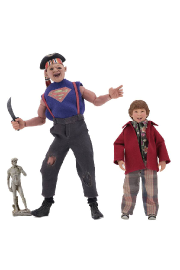 Sloth & Chunk The Goonies Retro Actionfigurer 2-pack