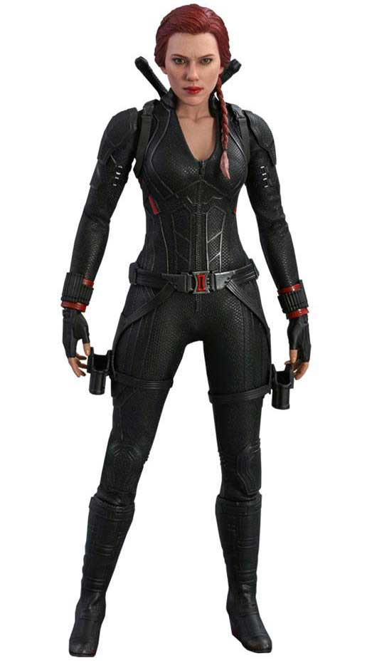 Black Widow Avengers: Endgame MMS 1/6 Actionfigur