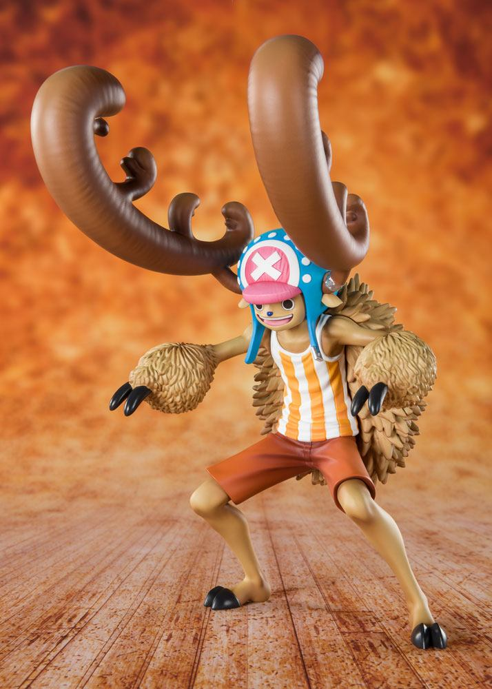 Cotton Candy Lover One Piece FiguartsZERO PVC Staty