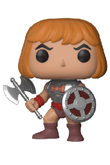He-Man Masters of the Universe POP! Vinylfigur