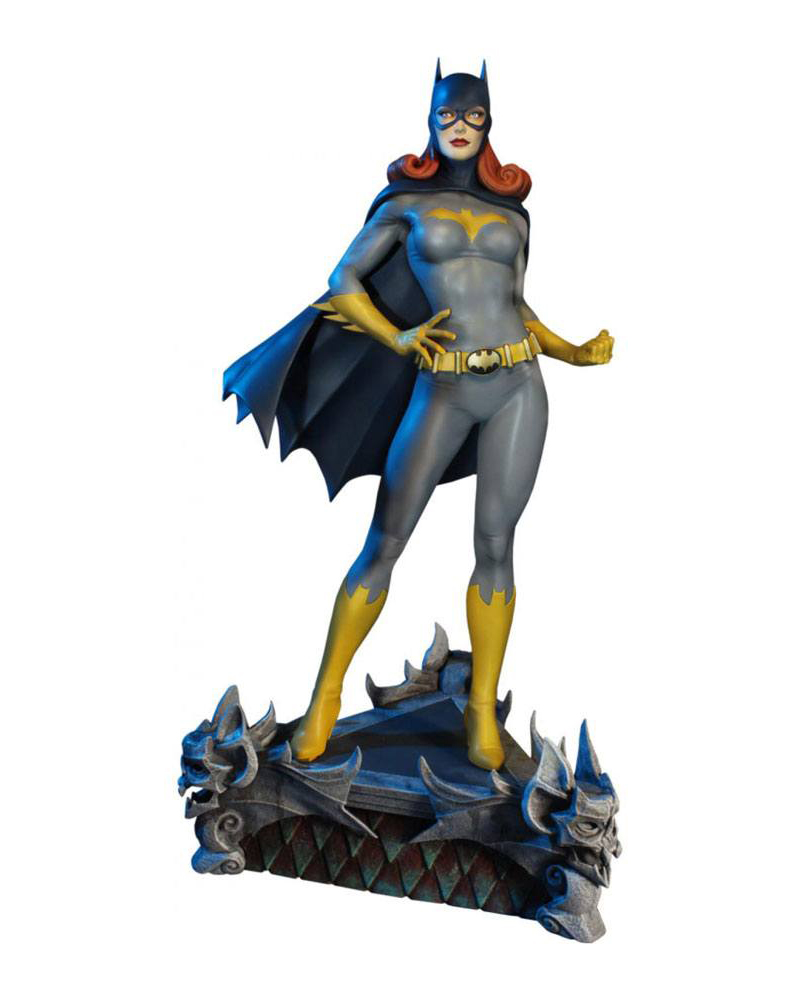 Batgirl Maquette DC Comic Super Powers Collection