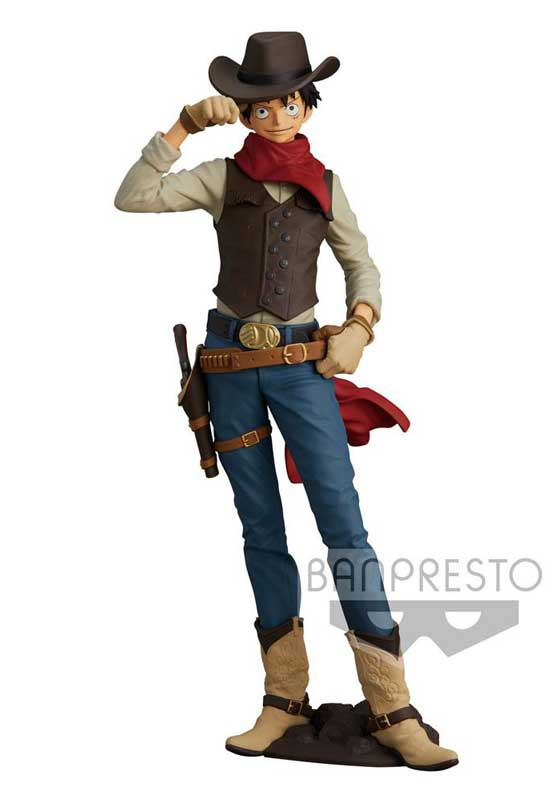 Monkey D Luffy Treasure Cruise World Journey PVC Staty