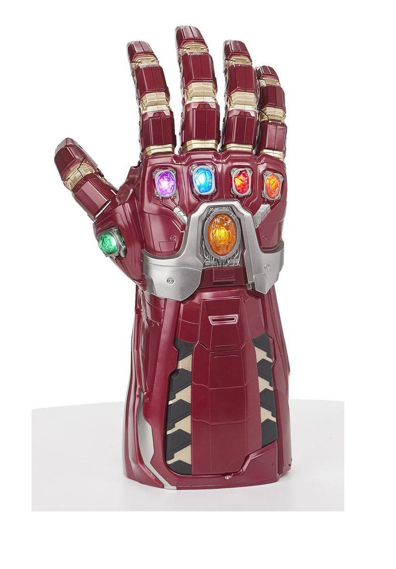 Nano Gauntlet Articulated Electronic Power Marvel Legends 1/1 Replica