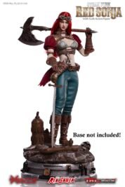 Red Sonja Classic Version Steampunk Actionfigur