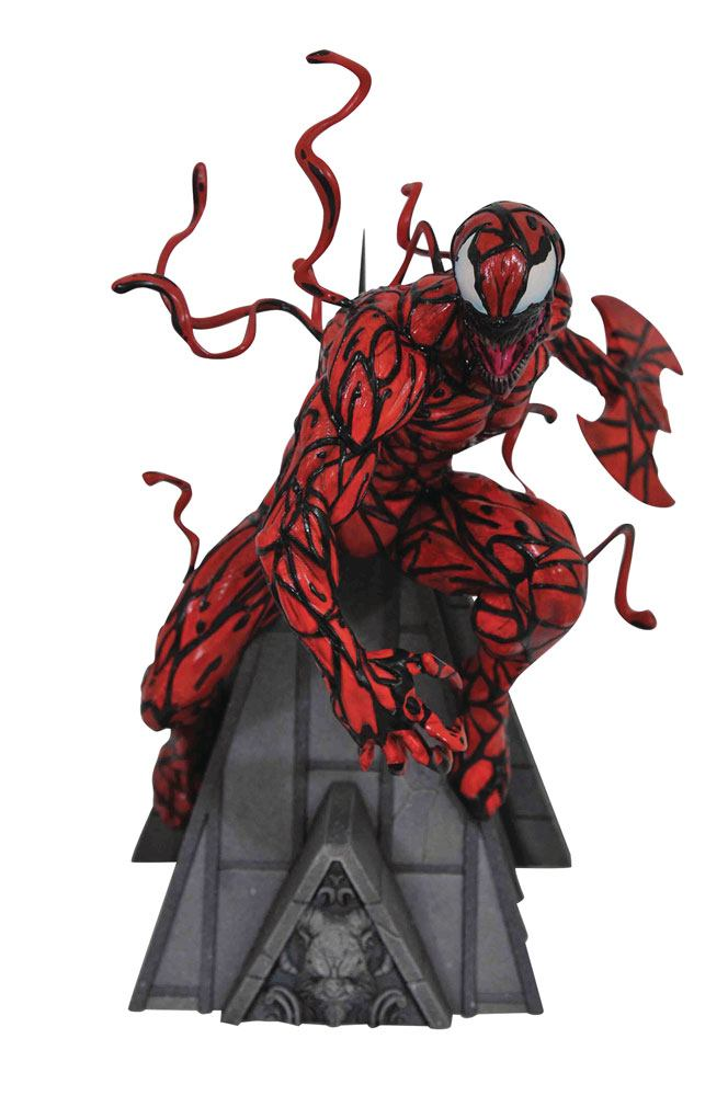 Carnage Marvel Comic Premier Collection Staty