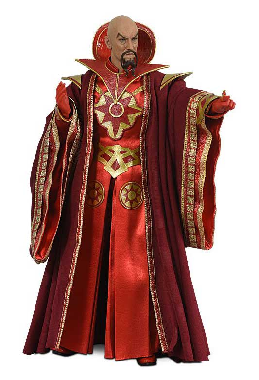 Ming the Merciless Flash Gordon Action Figure 1/6  Limited Edition