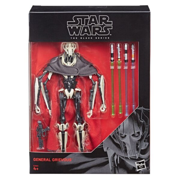 General Grievous Star Wars Black Series Actionfigur