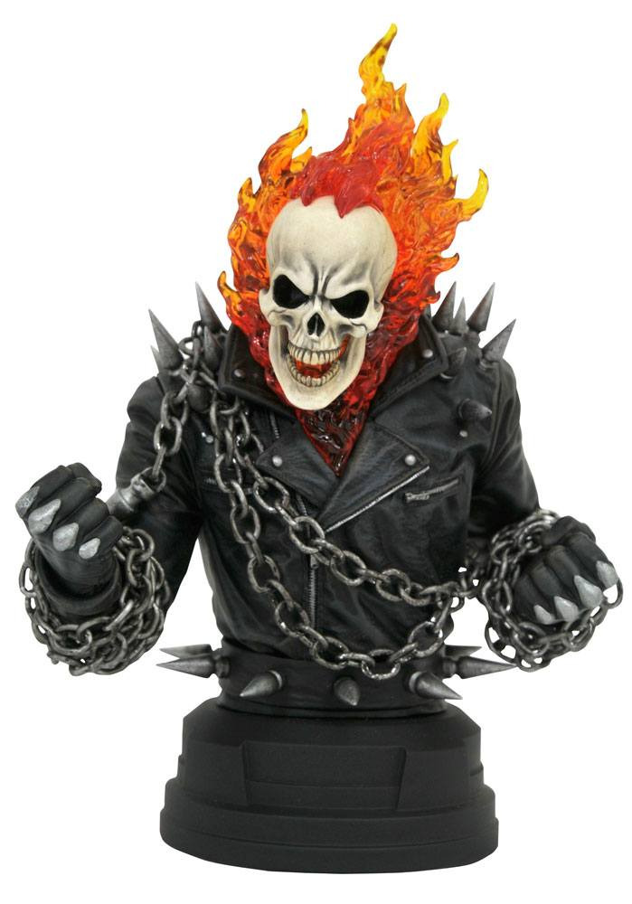 Ghost Rider Marvel 1/6 Byst