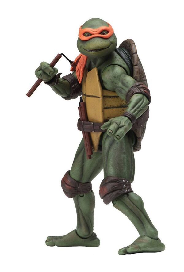 Michelangelo Teenage Mutant Ninja Turtles Actionfigur