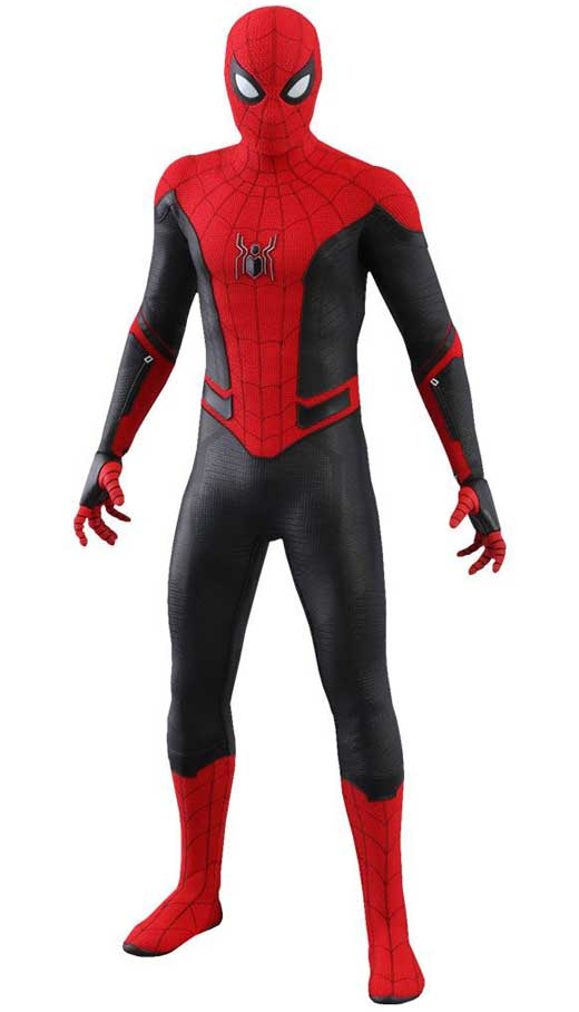 Spider-Man: Far From Home MMA Figur (Upgraded Suit) 1/6