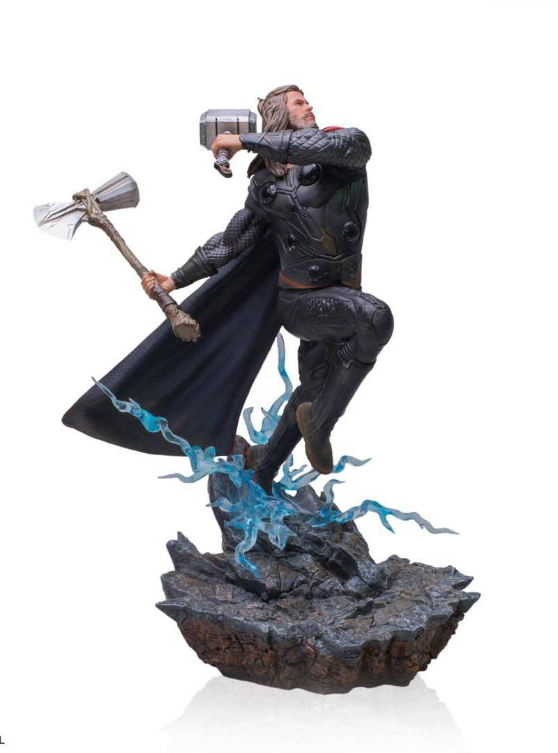 Thor Avengers: Endgame BDS Art Scale 1/10 Staty