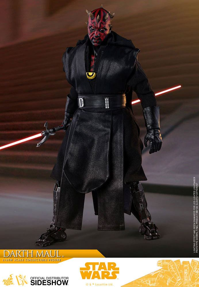 Darth Maul Solo: A Star Wars Story Movie Masterpiece 1/6 Actionfigur