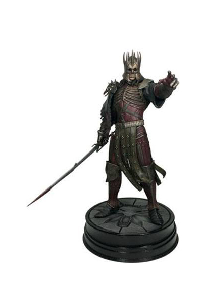 King of the Wild Hunt Eredin Witcher 3 Wild Hunt PVC Staty