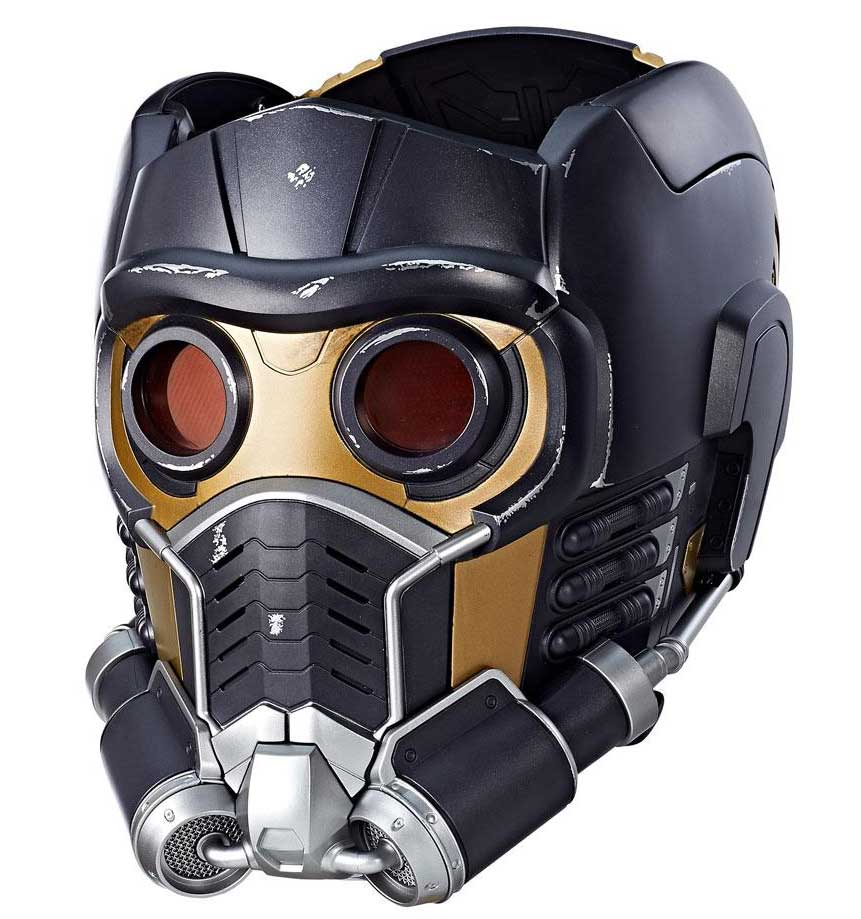 Star-Lord Marvel Legends Electronic Helmet