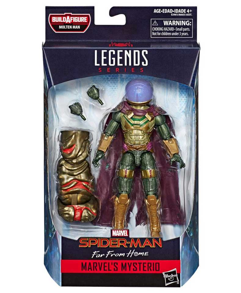 Marvel's Mysterio Marvel Legends Actionfigur