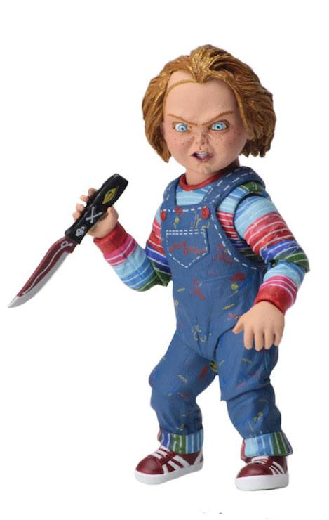 Ultimate Chucky Child´s Play Actionfigur