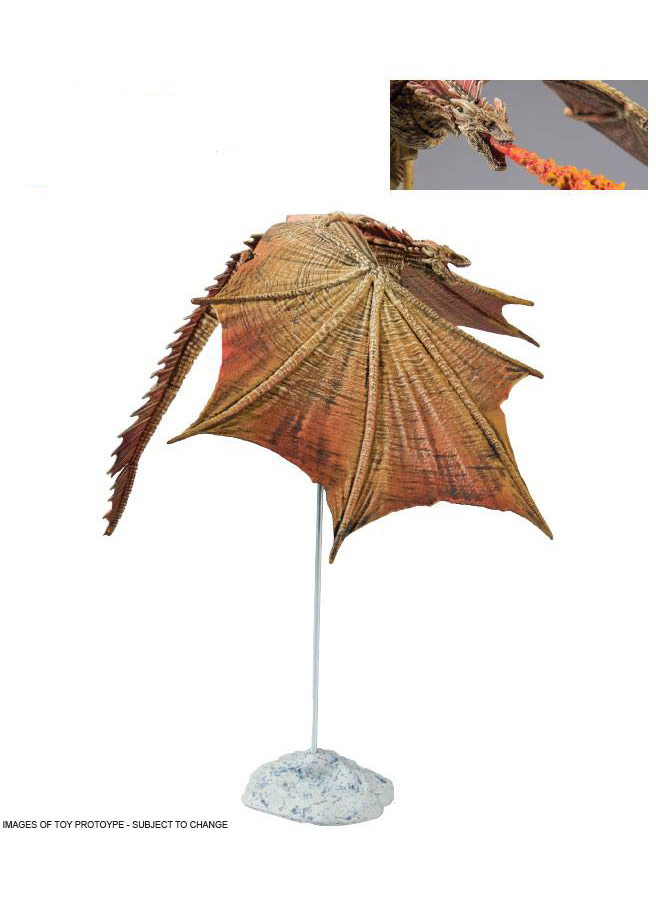 Viserion Ver. II Game of Thrones Actionfigur