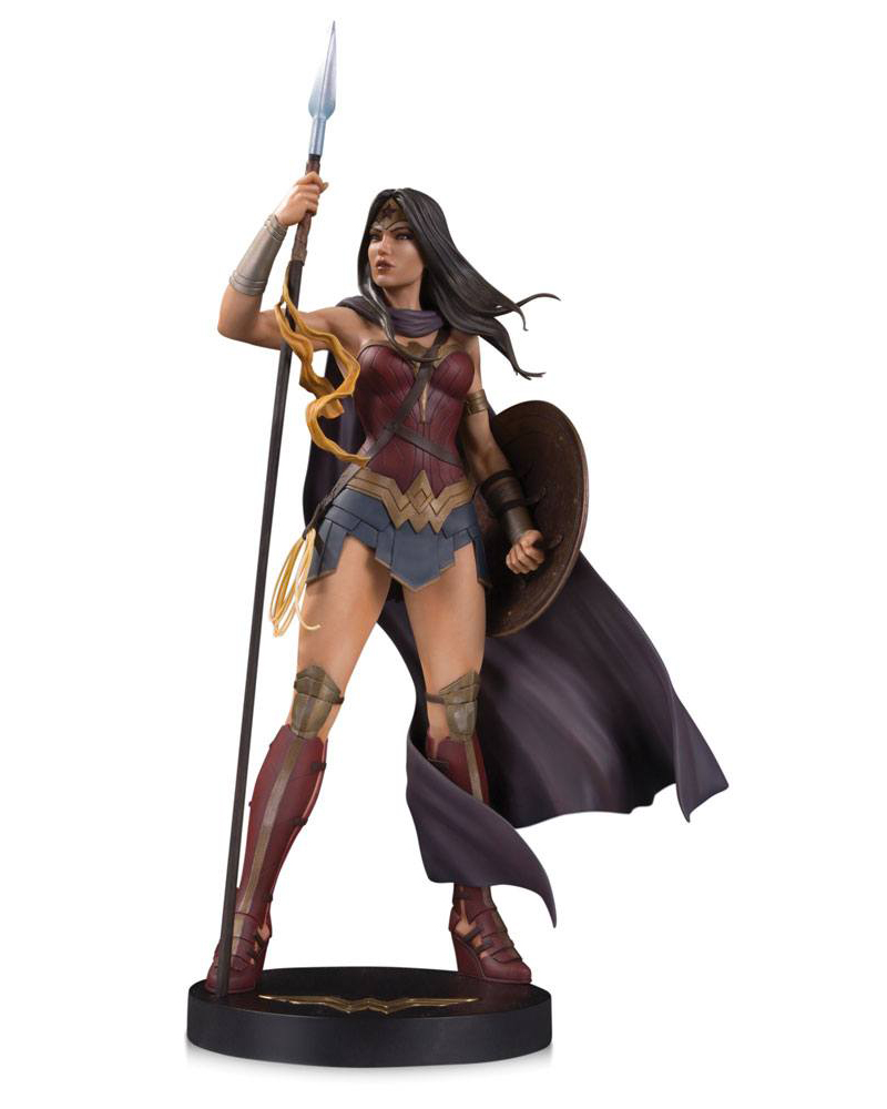 Wonder Woman by Jenny Frison DC Designer Series Staty