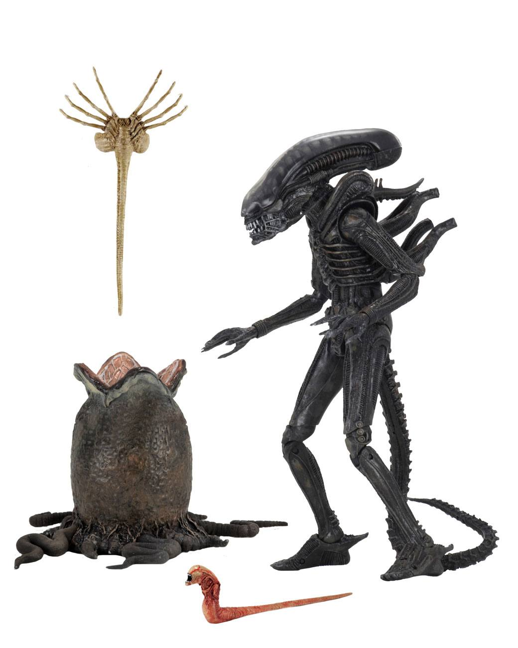 Alien 1979 Action Figure Ultimate 40th Anniversary Big Chap