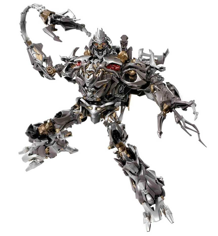 Megatron Masterpiece Movie Series MPM-8 Actionfigur