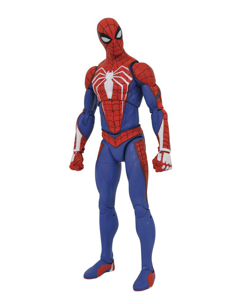 Spider-Man Video Game PS4 Marvel Select Actionfigur