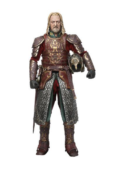 Théoden Lord of the Rings 1/6 Actionfigur