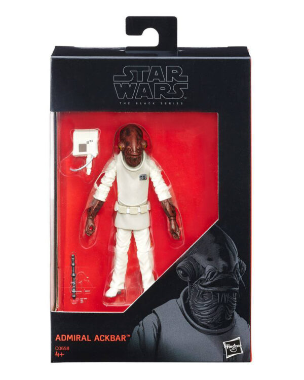 Admiral Ackbar (Episode VI) Star Wars Black Series 2016 Actionfigur