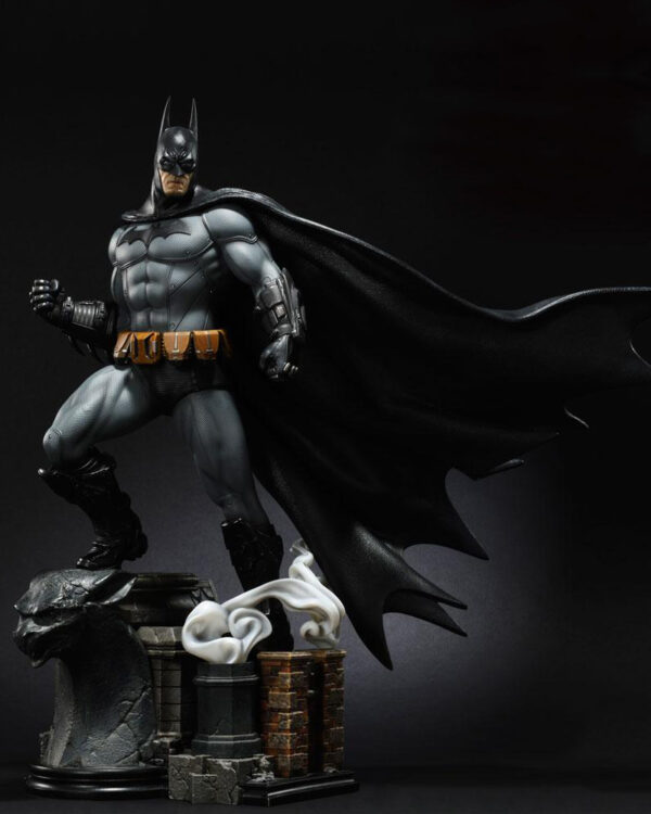 Batman Arkham City Staty