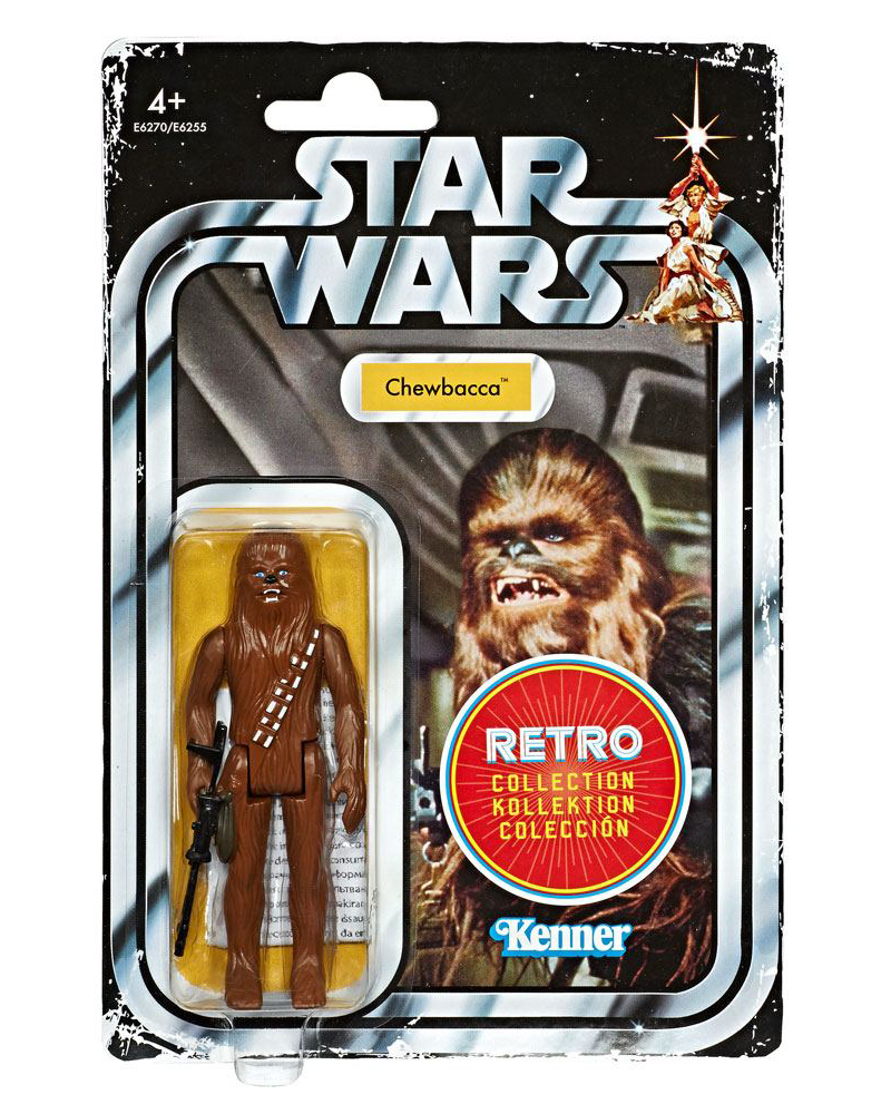 Chewbacca (Episode IV) Retro Collection 2019 Actionfigur